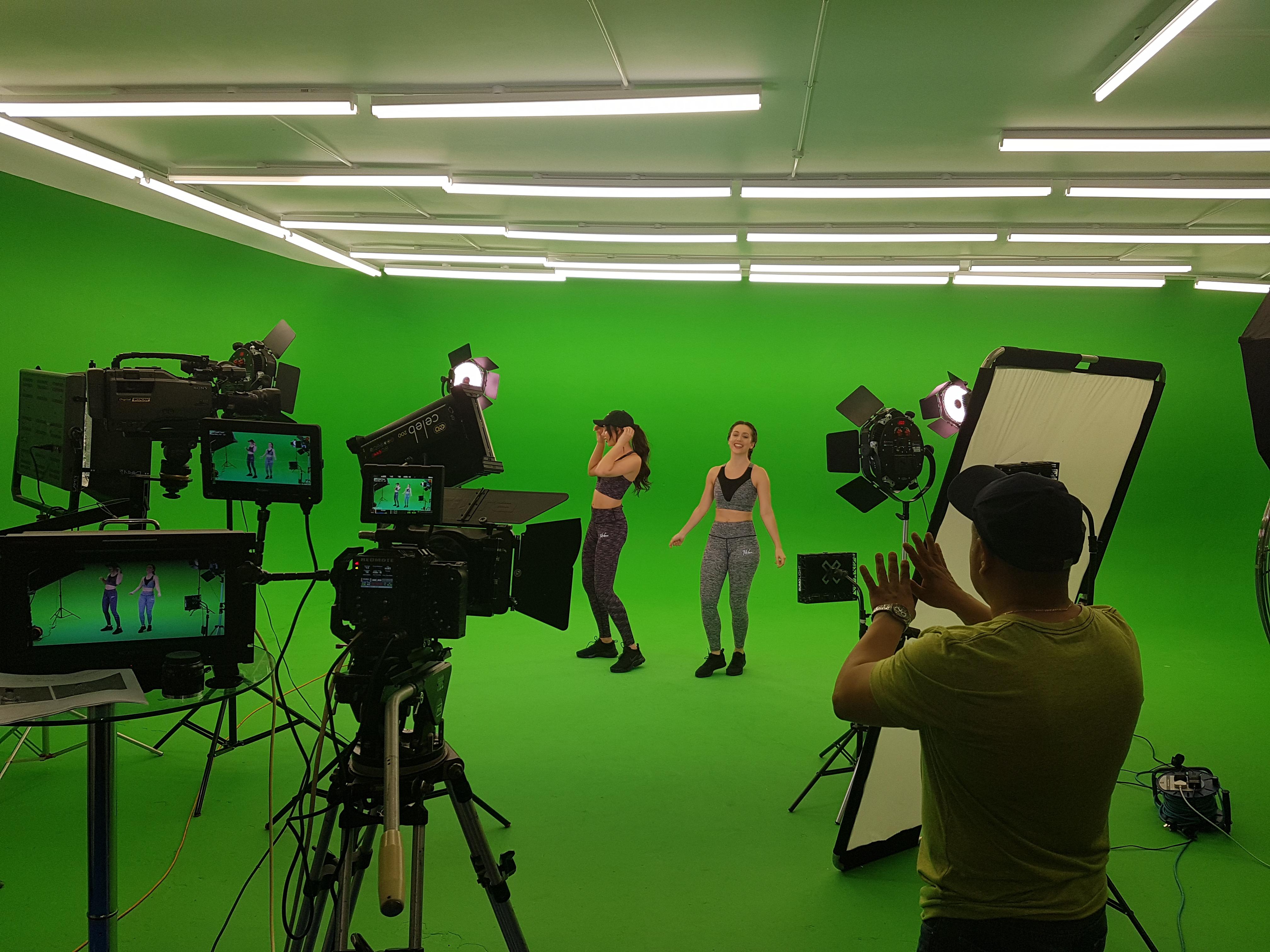 Studio Dancers